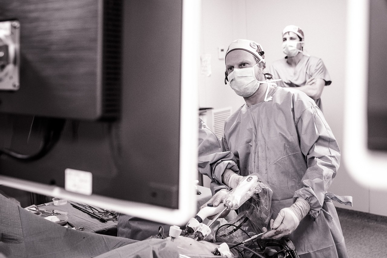 Chirurgie Générale et Digestive - Chirurgie de l'Obésité